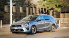 Kia Ceed Sportswagon 1.6 diesel e cambio DCT: la station wagon ritorna in auge  - Immagine: 12