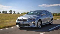 Kia Ceed Sportswagon 1.6 diesel e cambio DCT: la station wagon ritorna in auge  - Immagine: 13
