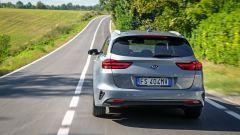 Kia Ceed Sportswagon 1.6 diesel e cambio DCT: la station wagon ritorna in auge  - Immagine: 15