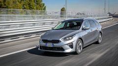 Kia Ceed Sportswagon 1.6 diesel e cambio DCT: la station wagon ritorna in auge  - Immagine: 18