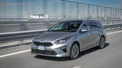 Kia Ceed Sportswagon 1.6 diesel e cambio DCT: la station wagon ritorna in auge  - Immagine: 21