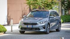 Kia Ceed Sportswagon 1.6 diesel e cambio DCT: la station wagon ritorna in auge  - Immagine: 24