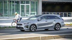 Kia Ceed Sportswagon 1.6 diesel e cambio DCT: la station wagon ritorna in auge  - Immagine: 2