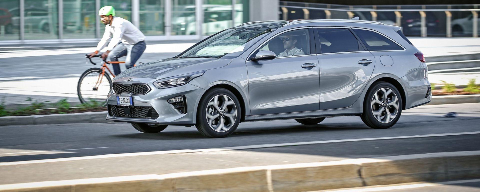 Kia Ceed Sportswagon 1.6 diesel e cambio DCT: la station wagon ritorna in auge