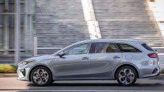Kia Ceed Sportswagon 1.6 diesel e cambio DCT: la station wagon ritorna in auge  - Immagine: 26