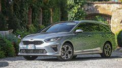 Kia Ceed Sportswagon 1.6 diesel e cambio DCT: la station wagon ritorna in auge  - Immagine: 30