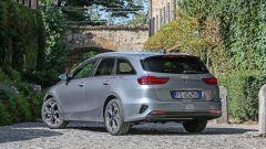 Kia Ceed Sportswagon 1.6 diesel e cambio DCT: la station wagon ritorna in auge  - Immagine: 31