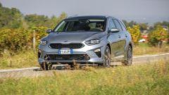 Kia Ceed Sportswagon 1.6 diesel e cambio DCT: la station wagon ritorna in auge  - Immagine: 32