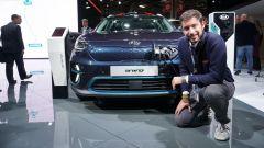 Nuova Kia e-Niro, in anteprima europea al Salone di Parigi 2018