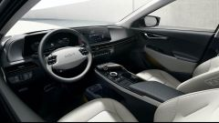 Nuova Kia EV6, gli interni