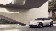 Nuova Kia EV6: stile audace