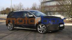 Nuova Kia Niro 2022: i prototipi fotografati durante i collaudi