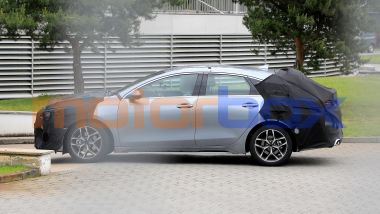 Nuova Kia ProCeed: debutto previsto per il 2022