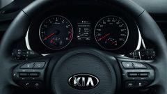 Nuova Kia Rio 2021: il nuovo quadro strumenti con display da 4,5 pollici