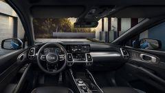 Nuova Kia Sorento Plug-in Hybrid: gli interni