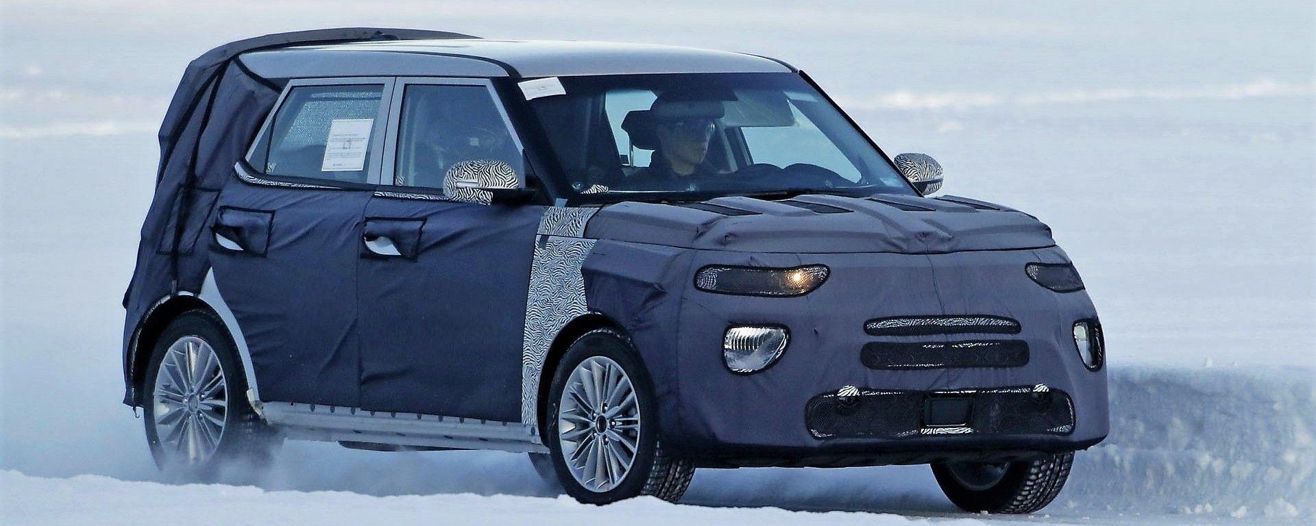 Nuova Kia Soul: nel 2019 la nuova generazione per l'auto ...