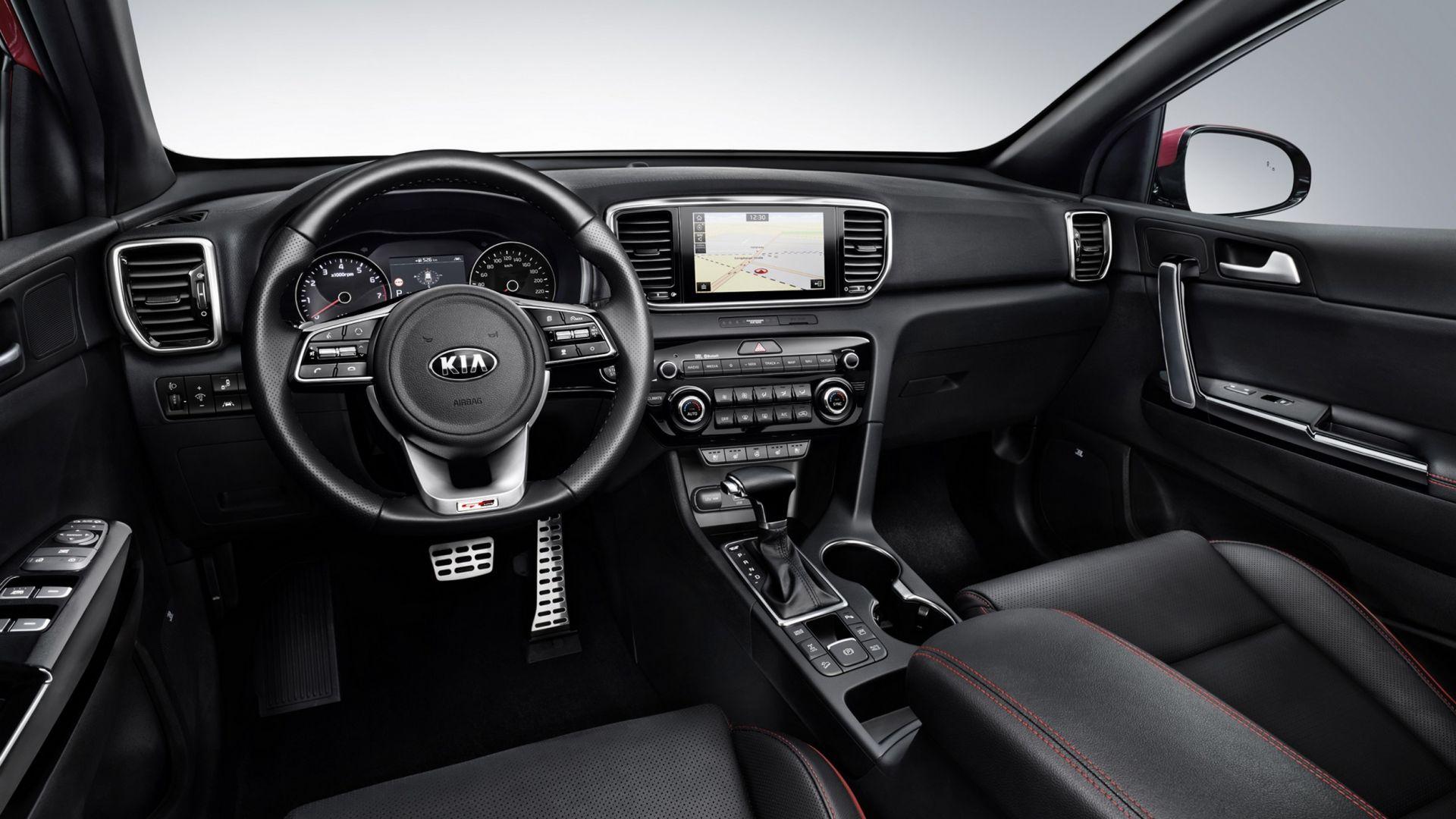 nuova kia sportage 2018 emissioni gi col mild hybrid diesel motorbox. Black Bedroom Furniture Sets. Home Design Ideas