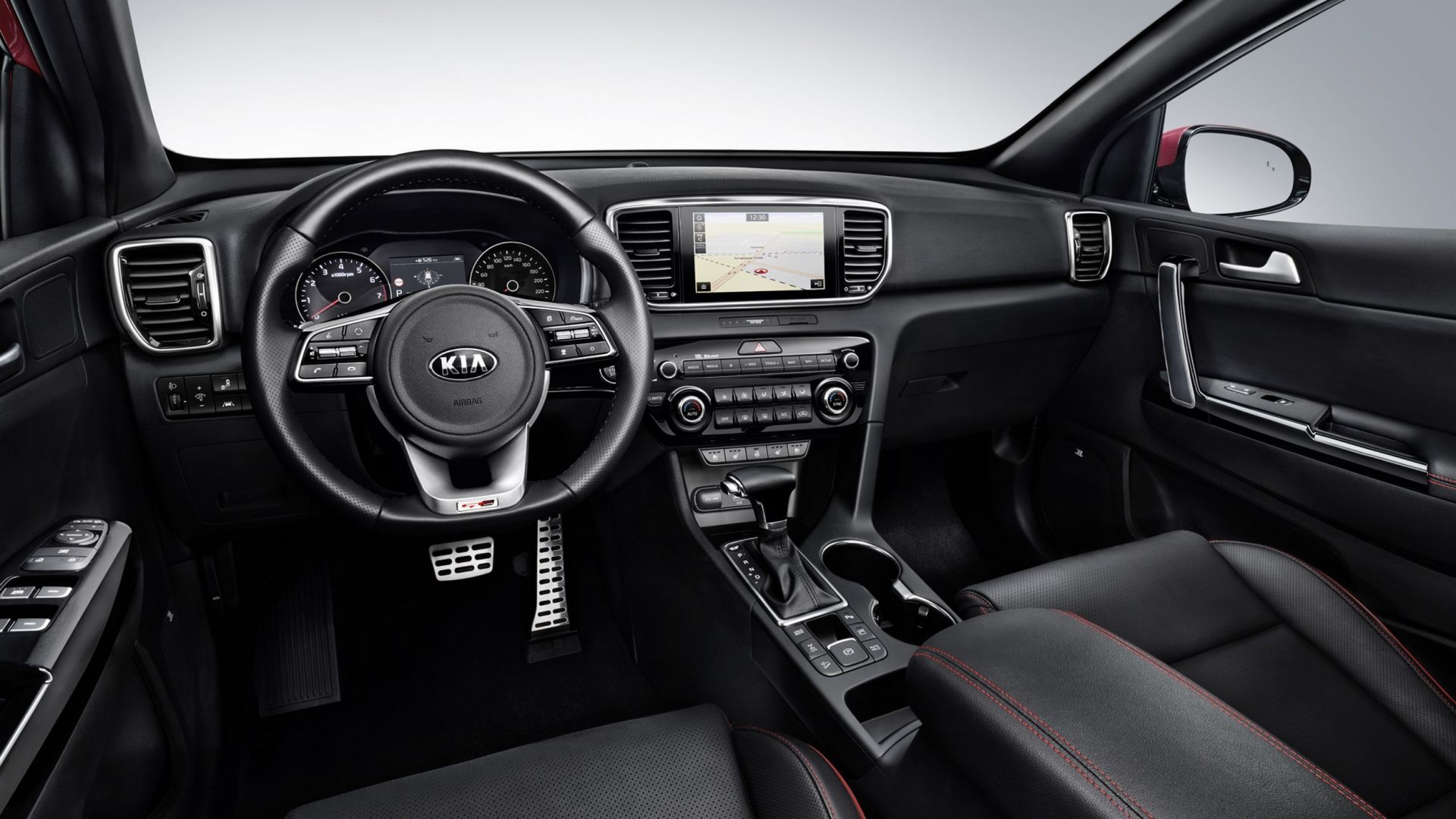 Nuova Kia Sportage 2018 Emissioni Gi 249 Col Mild Hybrid
