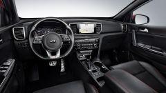 Nuova Kia Sportage 2018: emissioni giù col mild hybrid diesel - Immagine: 2