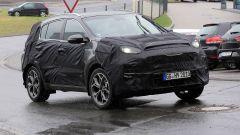Nuova Kia Sportage: foto, dotazioni, motori, caratteristiche, prezzi