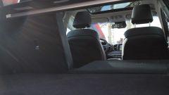 Nuova Kia Sportage: il divanetto posteriore frazionato