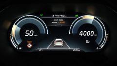 Nuova Kia Xceed 2019: la strumentazione digitale con display Supervision da 12,3 pollici