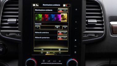 Nuova Koleos 2020, il sistema di infotainment R-Link 2