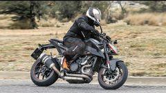 Nuova KTM Super Duke R 1290 2020: foto e caratteristiche in anteprima