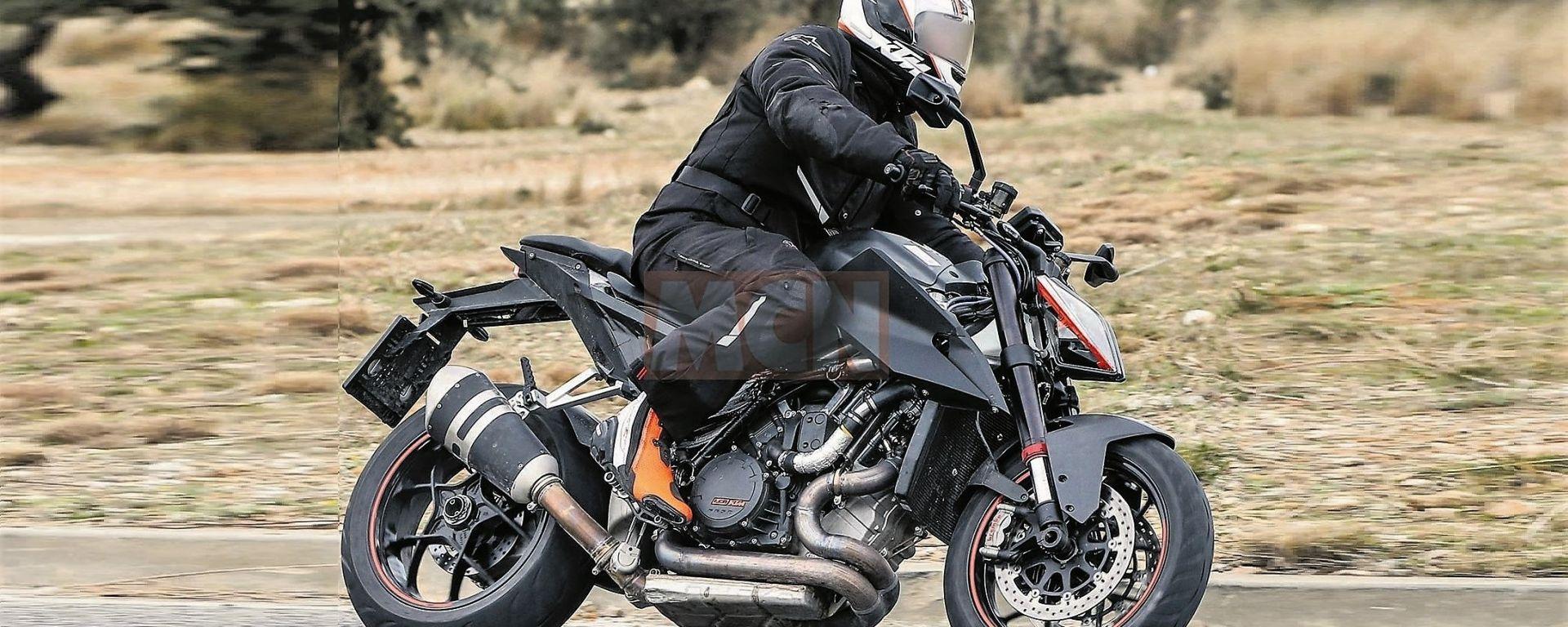 Nuova KTM Super Duke R 1290 2020