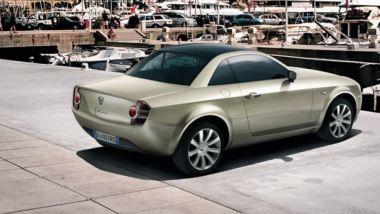 Nuova Lancia Fulvia, la concept di Francoforte 2003