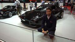 """Nuova """"Lancia"""" Stratos: in video dal Salone di Ginevra 2018 - Immagine: 2"""