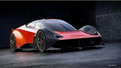 Lancia Stratos nostalgia: fanta-render a confronto - Immagine: 2