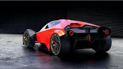 Lancia Stratos nostalgia: fanta-render a confronto - Immagine: 7