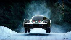 Lancia Stratos nostalgia: fanta-render a confronto - Immagine: 9