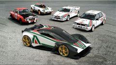 Lancia Stratos nostalgia: fanta-render a confronto - Immagine: 10