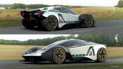 Lancia Stratos nostalgia: fanta-render a confronto - Immagine: 11