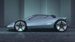 Lancia Stratos nostalgia: fanta-render a confronto - Immagine: 13