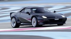 Nuova Lancia Stratos concept