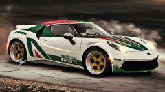 Nuova Lancia Stratos 2020: caro Marchionne, la vogliamo così - Immagine: 1