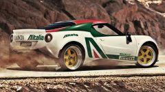 Nuova Lancia Stratos 2020: caro Marchionne, la vogliamo così - Immagine: 4