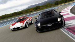 Nuova Lancia Stratos: in pista con l'originale