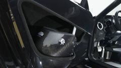 Nuova Lancia Stratos: vista dei porta-caschi