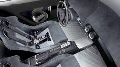 Nuova Lancia Stratos: vista dei sedili