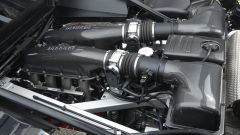 Nuova Lancia Stratos: vista del motore