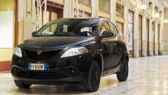 Lancia Ypsilon Black & Noir, citycar in abito da sera - Immagine: 10