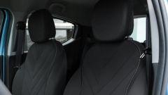 Nuova Lancia Ypsilon Hybrid: i sedili rivestiti in tessuto ecologico Seaqual