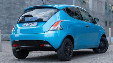 Nuova Lancia Ypsilon Hybrid: look attuale anche dopo tanti anni