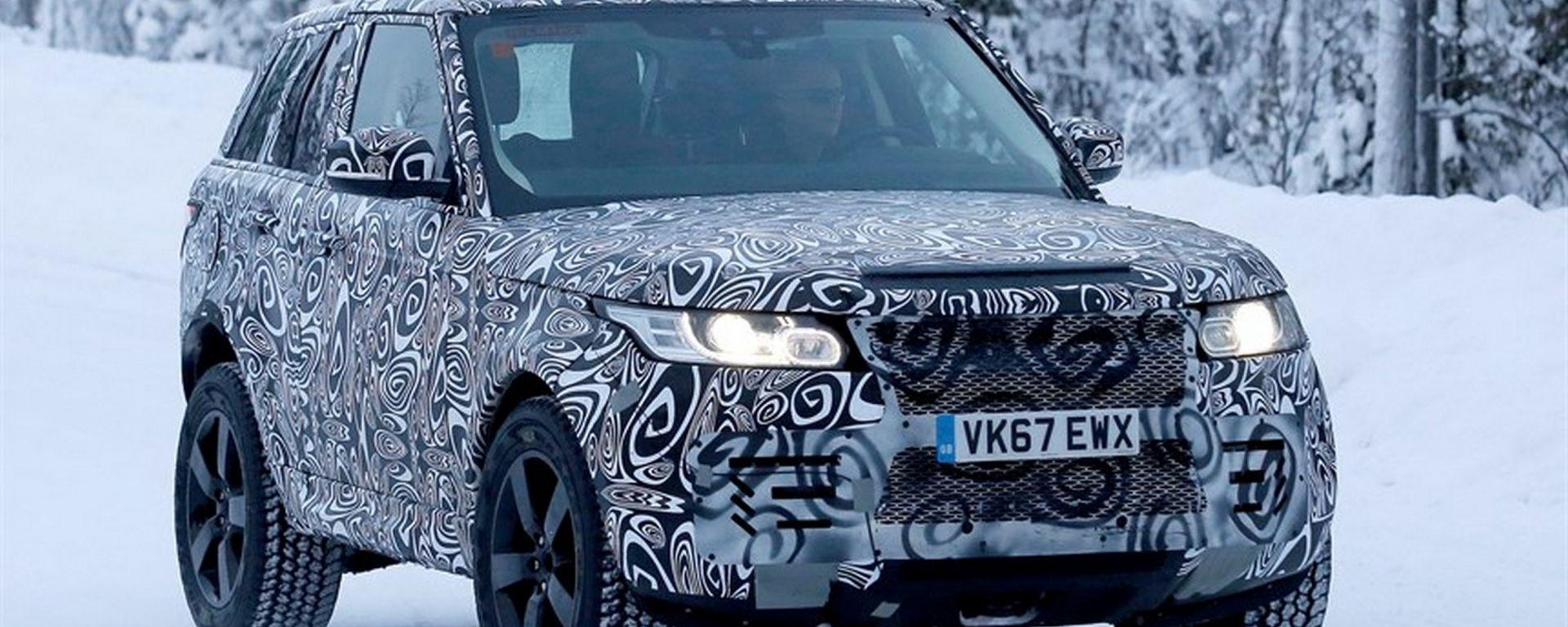 Nuova Land Rover Defender: arriva nel 2018!