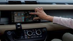 Nuova Land Rover Defender 2020: il nuovo touchscreen è il migliore mai montato su una Land Rover