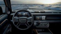 Nuova Land Rover Defender 2020: il volante